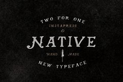 Native Instapress Product Image 1
