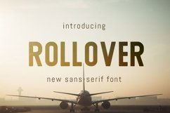Web Font Rollover Product Image 1