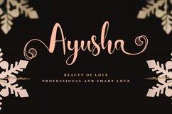 Sayonara | Beautiful Script Font Product Image 4