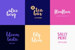 Northern Lights Script Font Duo Product Image 3