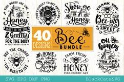 Bee Bundle SVG 40 designs Product Image 10