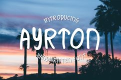 Ayrton Product Image 2