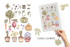Watercolor Garden Collection Product Image 4