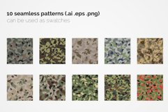 German Polygon Camouflage Patterns Product Image 2