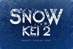 Snow Kei 2 Product Image 1
