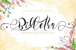 Mother Day font Bundle Product Image 27