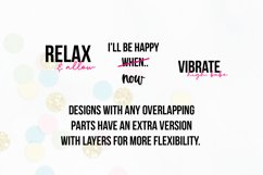 Law Of Attraction Quote SVG Bundle Volume 1 | Manifestation Product Image 9