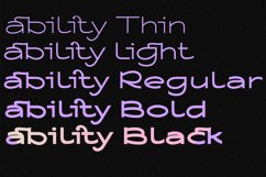 Ability Checks Font Product Image 4