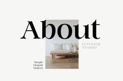 Voire - Beauty Elegant Serif family Product Image 2