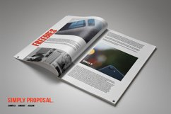 Simply Proposal Template Product Image 4