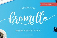 bromello typeface Product Image 1