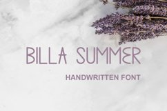 Billa summer Product Image 1