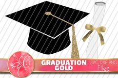 Graduation Bundle Files / PNG, DXF, SVG / 14 Files Product Image 1