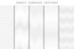 Seamless decorative fabric textures. Product Image 1