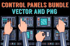 Control Panels Spaceship Product Image 1
