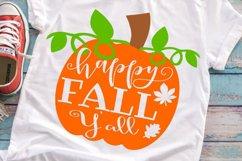 Fall svg , Pumpkin svg, Halloween svg , Halloween shirt SVG Product Image 1