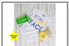 Baby Bodysuit Mock Up Mockup Product Image 2