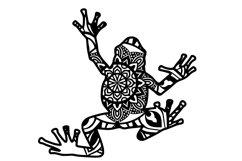 Wild Animal Mandala Bundle SVG Product Image 3