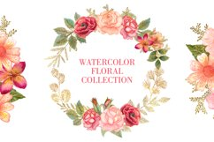 Watercolor floral collection Product Image 1