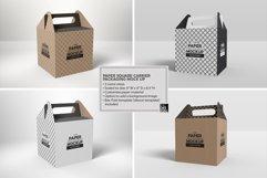 VOL.1 Food Box Packaging MockUps Product Image 6