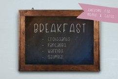 Buttermilk Biscuit Hand-lettered Sans Font Product Image 2