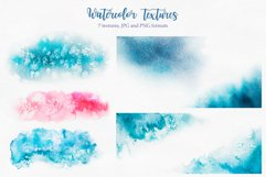 Watercolor textures Product Image 4