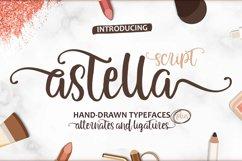 Astella Script Product Image 1