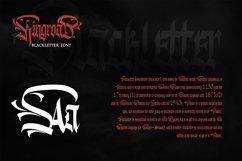 Kingroad-Autentic Blackletter Font Product Image 2