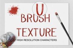WILD & FREE Brush Font Product Image 6