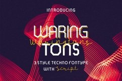WARINGTONS Product Image 1