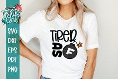 Swear Mom svg / Funny svg / Sarcastic SVG Product Image 1