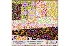 Colors Of Halloween - Collection 2016 - Paper 3 Product Image 2