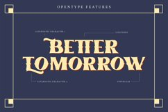 Clifton | Classic Vintage Font Product Image 2