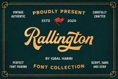 Rallington Font Collection Product Image 1