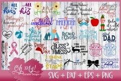Best Seller OH MY! MASSIVE BUNDLE SALE 220 DESIGNS SVG DXF Product Image 2