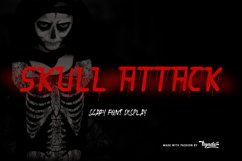 Skull Attack Product Image 1