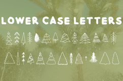 Spruce doodle font in ttf, otf Product Image 3