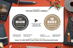 568 Vintage Objects and Badges Product Image 4