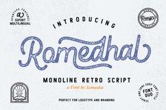 Romedhal Font Product Image 1