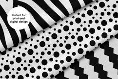 Monochrome Patterns Product Image 8