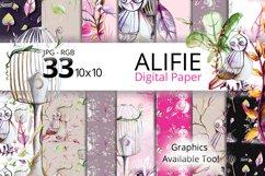 Alifie Digital Paper Product Image 4