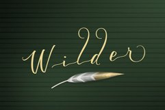 Wilder Product Image 1