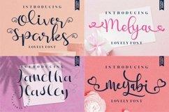 Best Seller - Mega Bundle 100 Fonts Product Image 11
