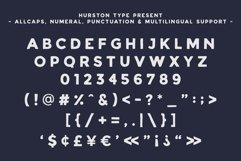 HURSTON TYPE Product Image 2