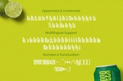 Web Font No One Font Product Image 4