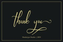 Mugelova | A Beautiful Calligraphy Signature Font Product Image 4