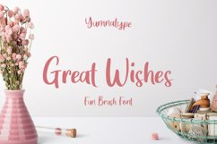 Great Wishes Product Image 1