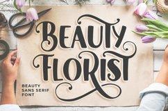 Beauty Florist Font Product Image 1