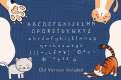 Meows Font Product Image 2