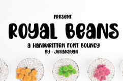 Royal Beans Product Image 1